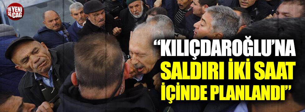 """Erdoğan Toprak: """"Kılıçdaroğlu'na saldırı iki saat içinde planlandı"""""""