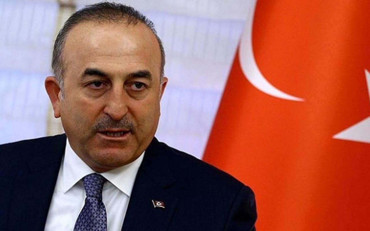 Çavuşoğlu'dan 'Trump'ın Türkiye ziyareti' açıklaması