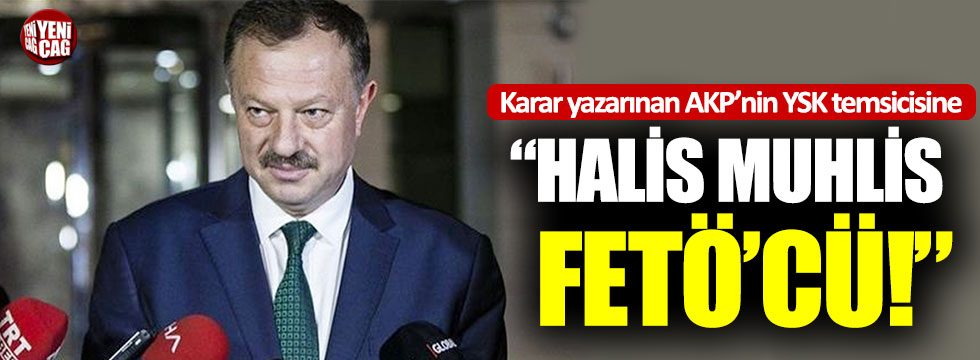"""Mehmet Ocaktan: """"Recep Özel halis muhlis FETÖ'cü"""""""