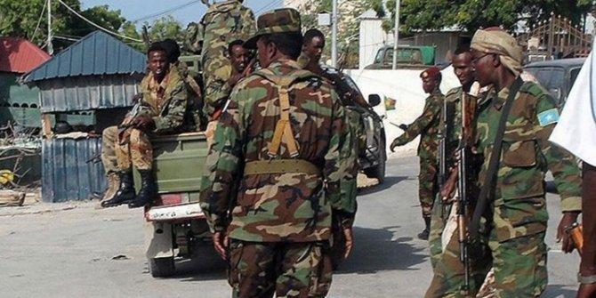 Somali milletvekillerine silahlı saldırı