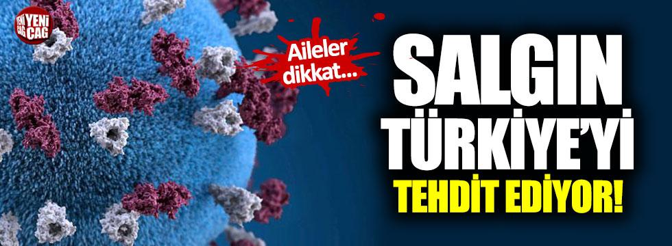 Kızamık salgını Türkiye'yi de etkiliyor