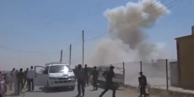 YPG/PKK'nın sözde askeri meclisinde patlama