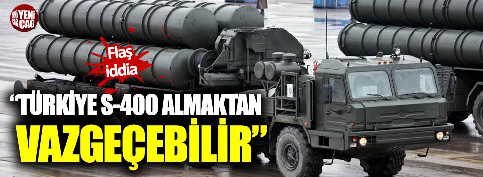 """ABD: """"Türkiye S-400 almaktan vazgeçebilir"""""""