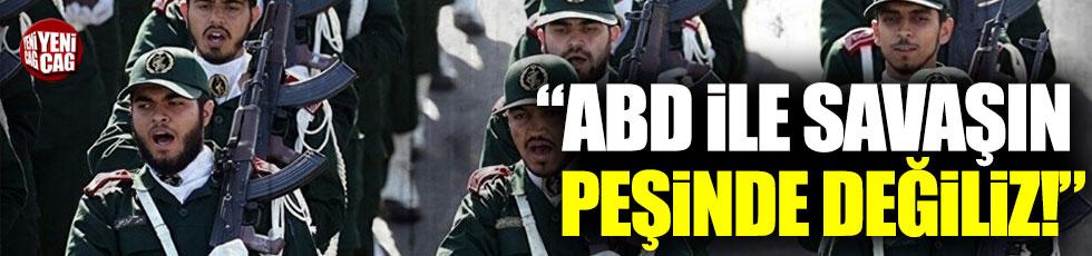 İran Devrim Muhafızları'ndan ABD açıklaması