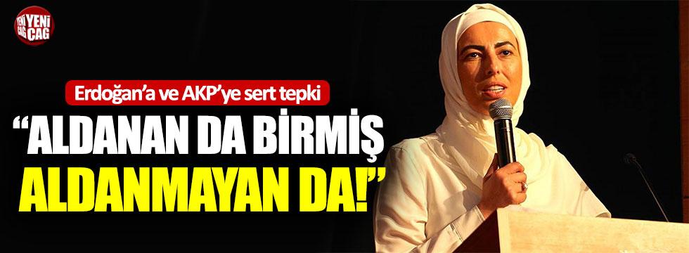 """Nihal Olçok'tan AKP'ye: """"İlk defa hakkımı helal etmiyorum"""""""