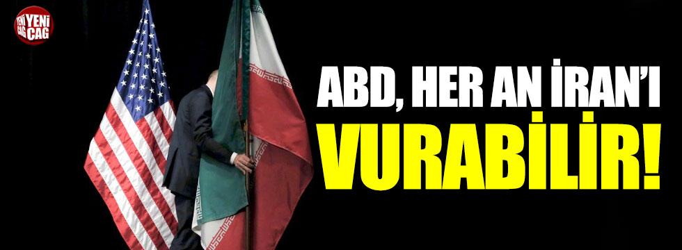 'ABD, İran'ın nükleer tesislerini vurabilir'