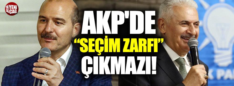 "AKP'de ""seçim zarfı"" çıkmazı"