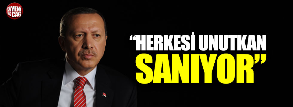 """İYİ Partili Seymen: """"Erdoğan herkesi unutkan sanıyor"""""""