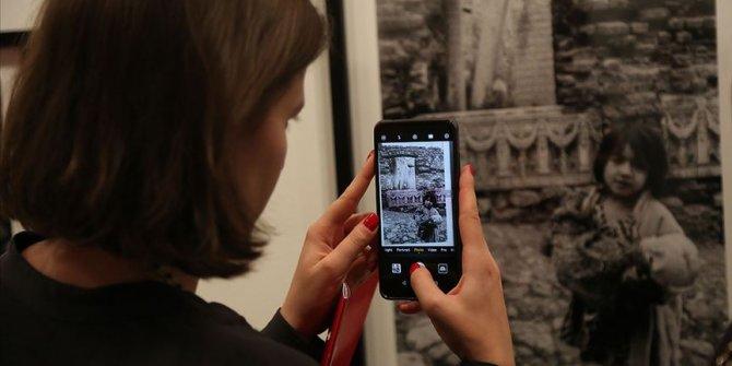 Ara Güler'in objektifinden süzülenler Paris'te sergilenecek