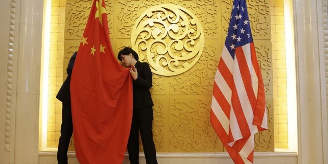 ABD'den Çin'e yeni yaptırım sinyali