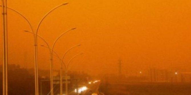 Meteoroloji'den toz taşınımı uyarısı