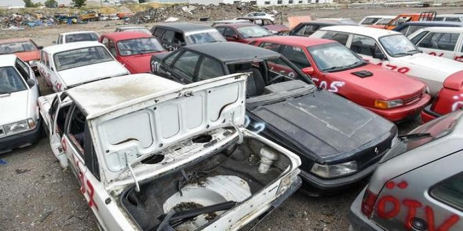 Hurda araçta ÖTV indirimi 15 bin TL'ye çıkarıldı