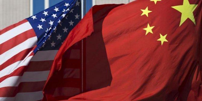 Çin'den ABD açıklaması