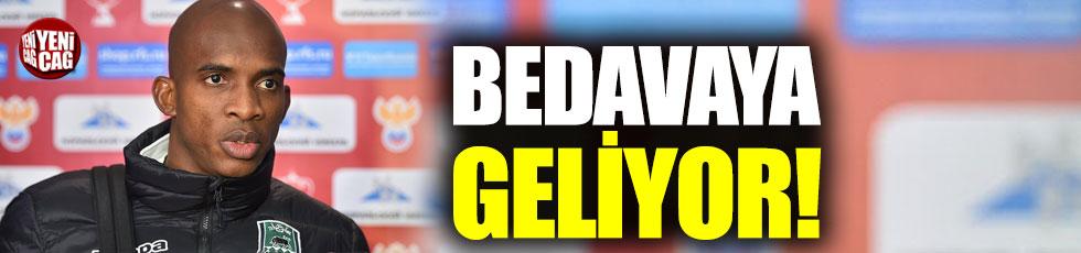 Beşiktaş'a bedava ön libero