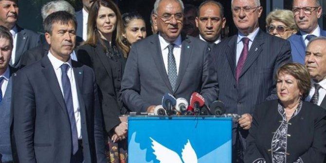 DSP'de Önder Aksakal'a istifa et çağrısı