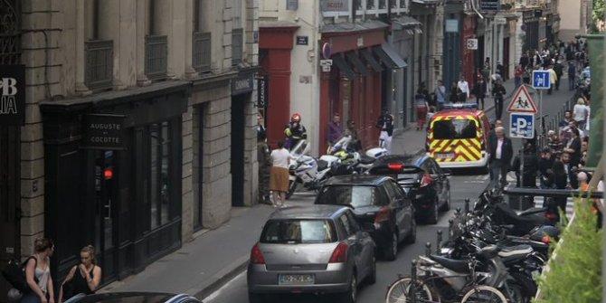 Fransa'da bombalı saldırı