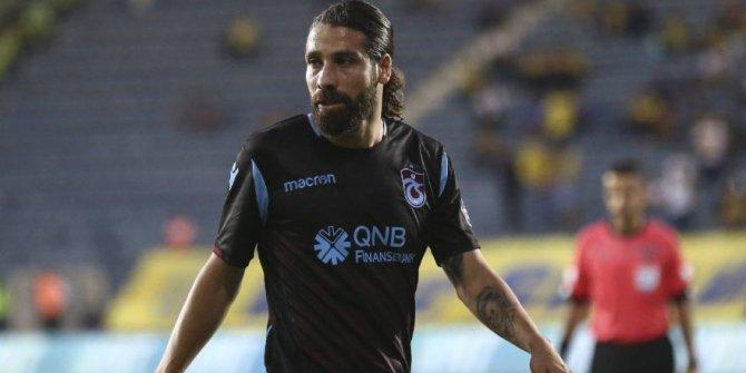 Olcay Şahan Trabzonspor ile yollarını ayırdı