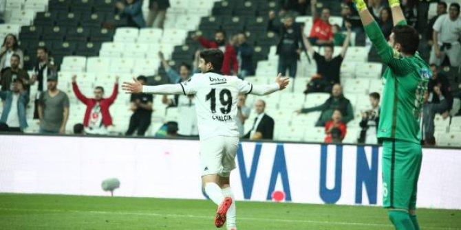 Beşiktaş-Kasımpaşa 3-2 (Maç özeti)