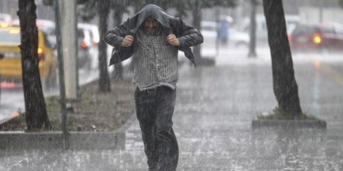 Meteoroloji'den hafta sonu tahmini