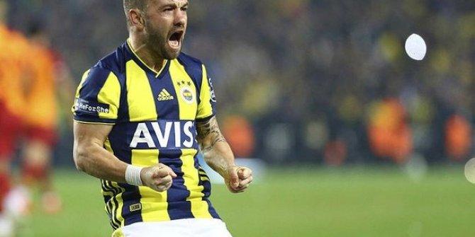 Fenerbahçe'nin yıldızı Yunanistan yolcusu