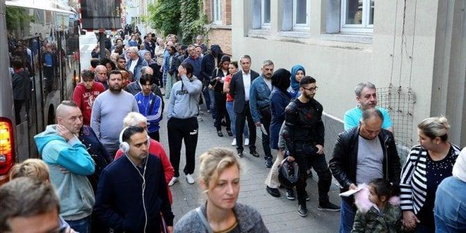 Belçika parlamento seçimlerine gidiyor