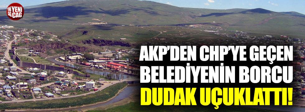 Ardahan Belediyesinin borcu 57 milyon lira