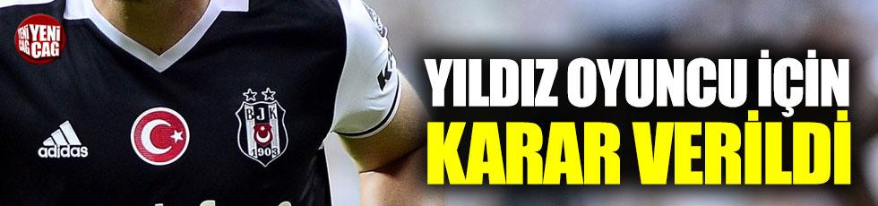 Beşiktaş Caner Erkin için kararını verdi
