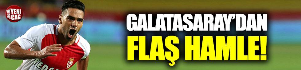 Galatasaray'dan Falcao bombası