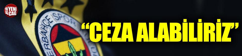 Fenerbahçe'den UEFA açıklaması: Alabileceği cezaları sıraladı