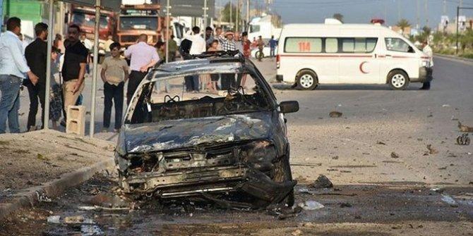 Musul'da patlama: 5 ölü