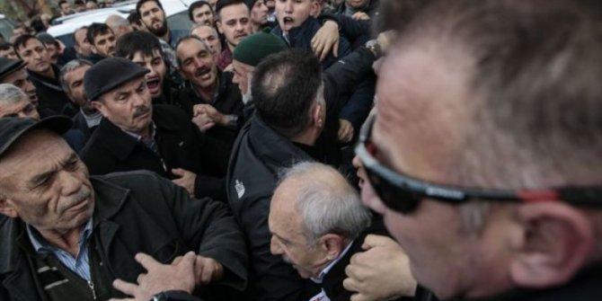 Kılıçdaroğlu'na saldırıyı öven isim kovuldu