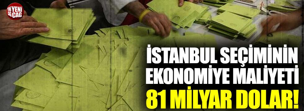 23 Haziran seçiminin ekonomiye maliyeti 81 milyar dolar!