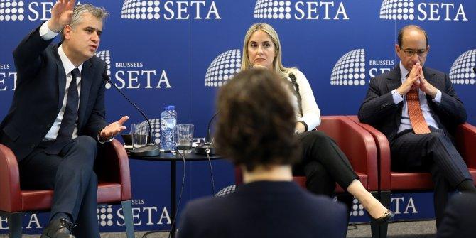 SETA Brüksel'de Türkiye-NATO ilişkileri ele alındı