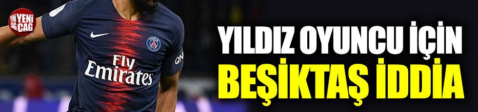 Beşiktaş'ta hedef Choupo-Moting