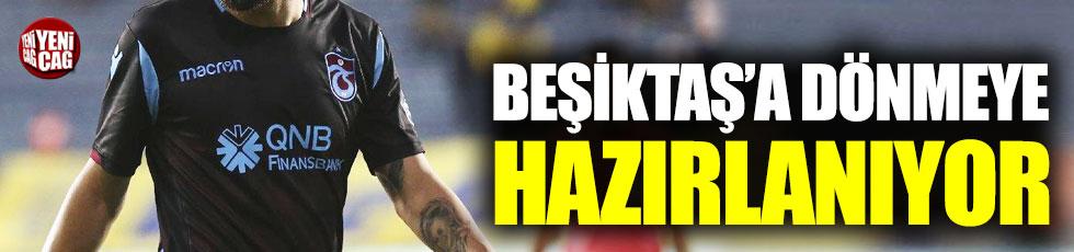 Olcay Şahan Beşiktaş'a dönmeye hazırlanıyor