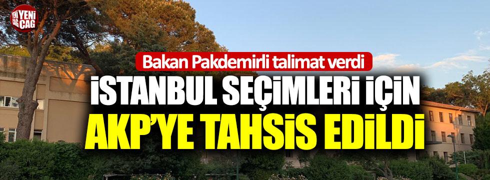 Kamu binaları AKP'ye tahsis edildi iddiası