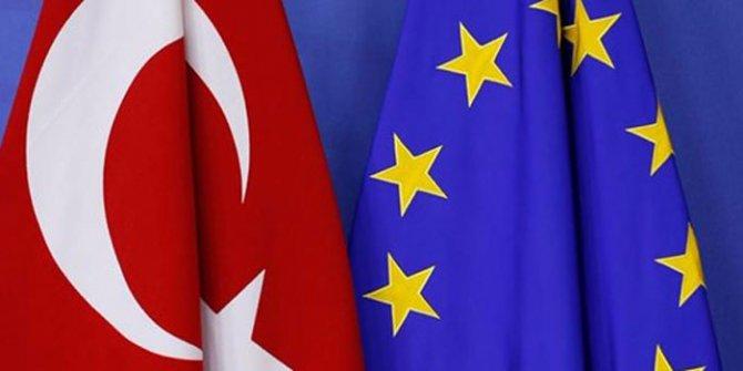 AB Türkiye İlerleme Raporu'nu açıkladı