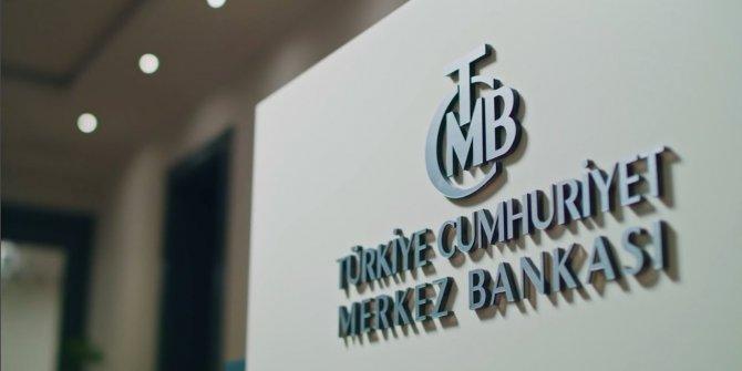 Merkez Bankası'nın brüt döviz rezervi arttı