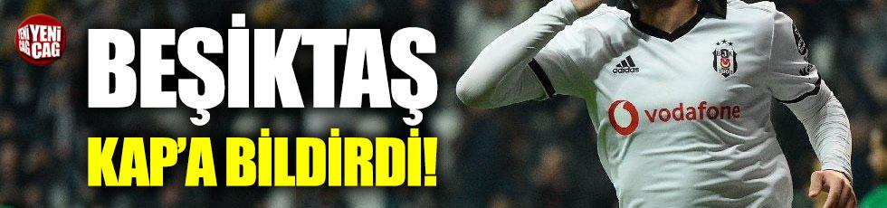 Beşiktaş Ljajic'i KAP'a bildirdi