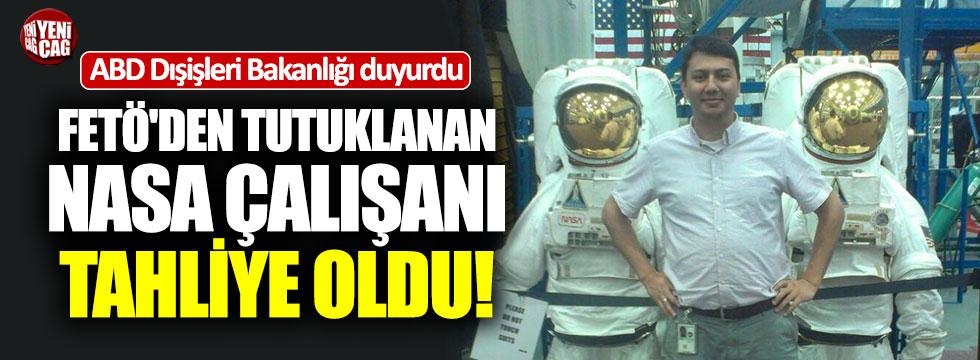 FETÖ'den tutuklanan NASA çalışanı serbest