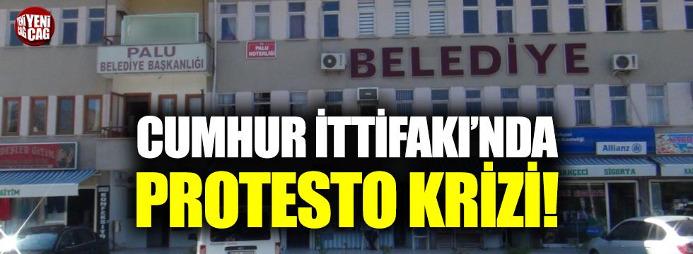 Cumhur İttifakı'nda protesto krizi!