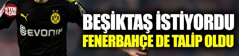Beşiktaş'ın istediği Schürrle'ye Fenerbahçe de talip oldu