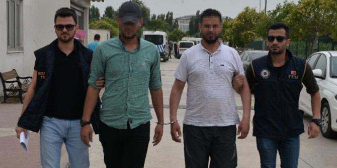 Saldırıya hazırlanan teröristler yakalandı