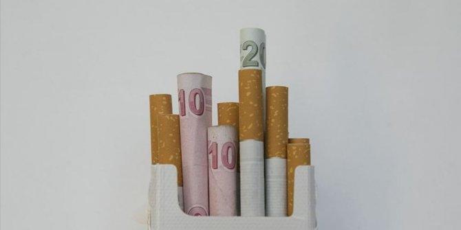 Mayıs'ın zam şampiyonu sigara
