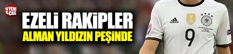 Fenerbahçe ve Beşiktaş Alman yıldızın peşinde