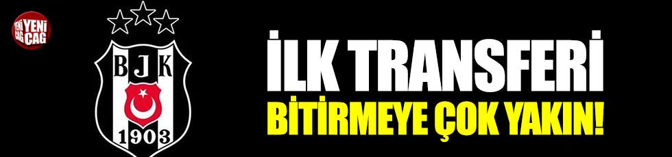 Beşiktaş ilk transferi bitirmeye çok yakın!
