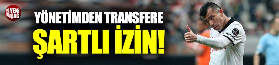 Beşiktaş yönetiminden Medel kararı