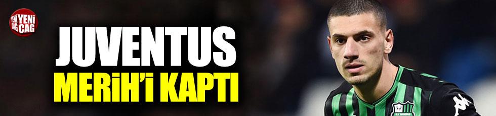 Merih Demiral 15 milyon Euro'ya Juventus'ta