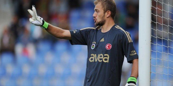 Fenerbahçe'de Mert Günok hazırlığı