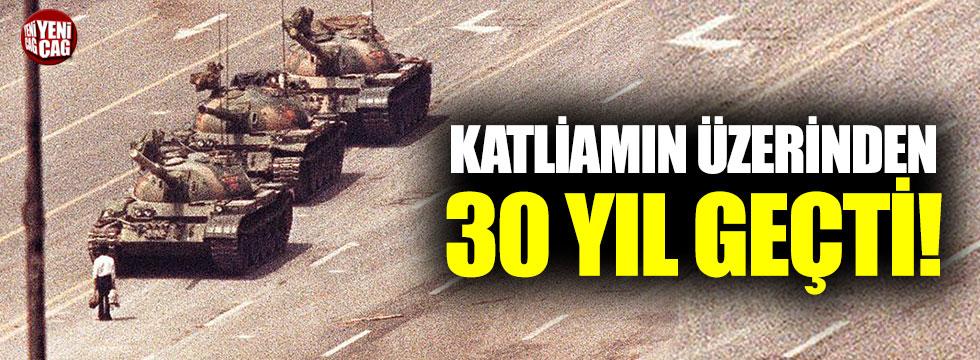 Tiananmen Meydanı katliamı üzerinden 30 yıl geçti